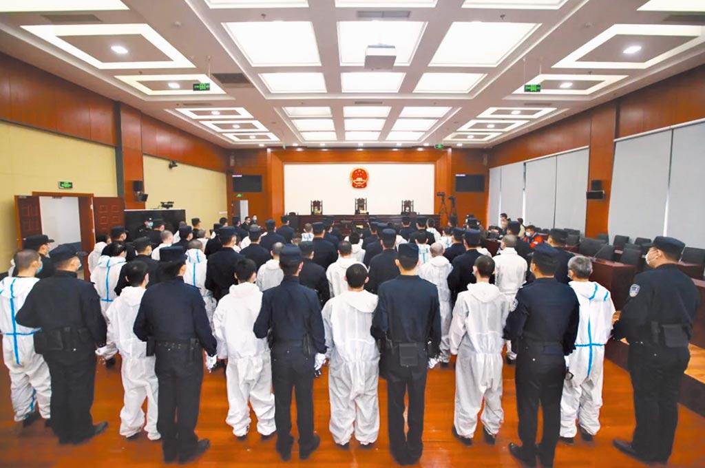 北京市海淀區人民法院16日對兩起西班牙跨境電信詐騙案宣判,被告均為台籍嫌犯,共計46人,最重被判處有期徒刑13年。(取自北京市高級法院微信公眾號「京法網事」)