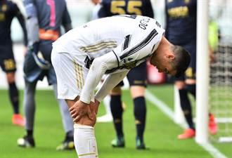 足球》C羅怒砸球衣遭酸 隊友:他們不知每年進30球多難