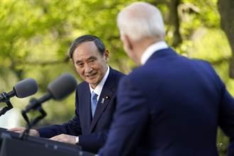 堅持辦東京奧運 菅義偉美日峰會上向拜登喊話