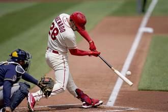 MLB》紅雀幫全壘打王養老 付薪水到2041年