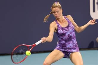 網球》義國網壇辣妹駕到 緊身蕾絲街拍讓粉絲受不了