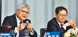 台積電獲利飆新高 劉德音、魏哲家年薪高達4.22億元