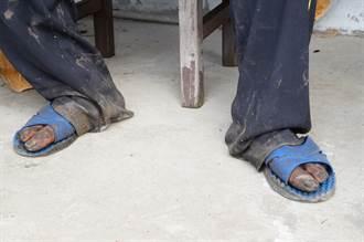 6旬翁10年沒洗澡 慈濟醫院助清掃重生
