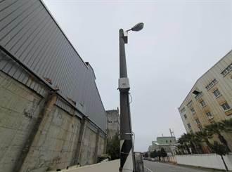 加強稽查空汙源 中市建置1411微型感測器