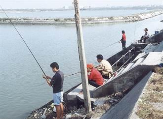 發展海洋休閒經濟 雲縣千萬元設釣魚平台