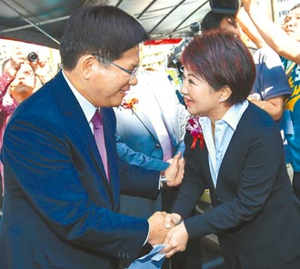 林佳龍下一步 牽動台中、新北市長選舉