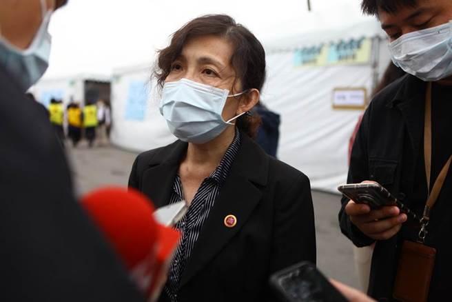 花蓮地檢署檢察長俞秀端。(圖/本報系資料照)