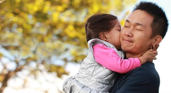 人們常說女兒是爸爸的前世情人,有位媽媽分享,還在就讀國小二年級的女兒突然坦承「交男友了」,老公卻相當崩潰,決定發文詢問其他地方爸爸們「該怎麼辦?」(示意圖/Shutterstock)