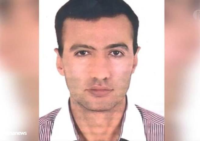 伊朗國營電視台表示,卡里米是納坦茲核子工廠爆炸和停電事件的嫌犯。(圖/美聯社)