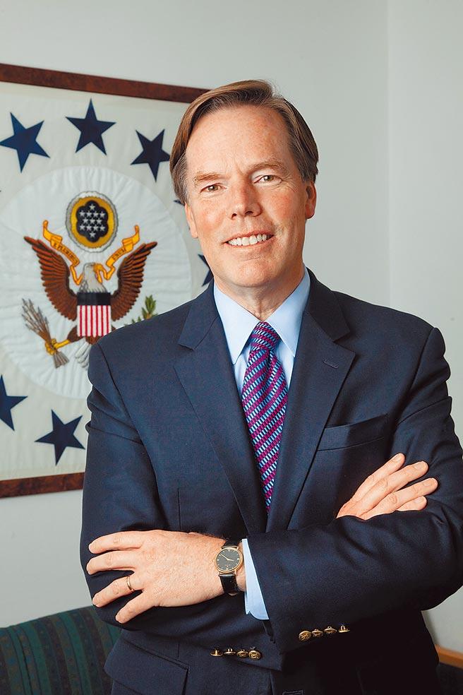 美媒引述知情人士透露,美國職業外交官勃恩斯(Nicholas Burns)擔任駐華大使已進入最後的資格審查階段。(摘自網路)