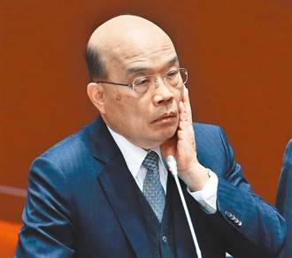 太魯閣號事故發生後 蘇貞昌最新網路聲量出爐