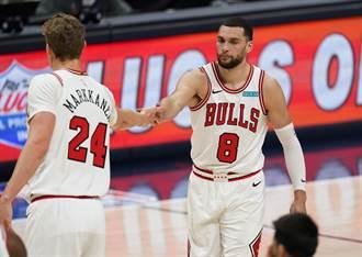 NBA》只要頂薪?美媒爆拉文拒跟公牛提前續約