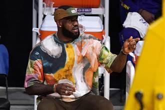 NBA》ESPN搶先爆:詹姆斯一到兩周內宣告復出