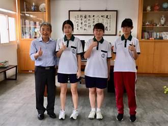 竹南君毅中學 勇奪苗栗縣文狀元選拔賽2狀元
