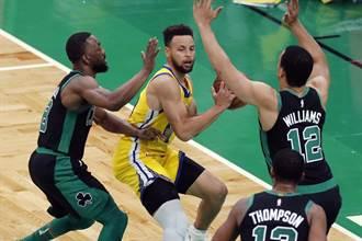 NBA》柯瑞連10場得分破30 勇士仍遭塔圖狙擊吞敗