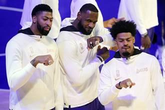NBA》拜登再等等 冠軍湖人月底不去白宮了