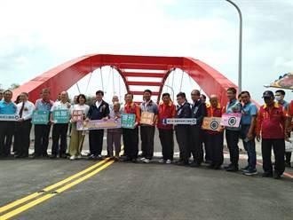 高雄內門聯外道路完工 動物園兩年半後開幕