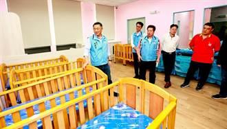 金門西半島首座 金城公辦民營托嬰中心明起報名