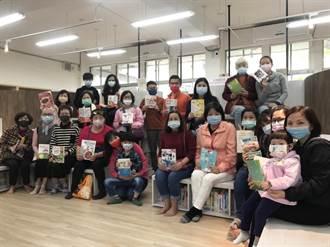 打破圖書館傳統 社區共讀站響應書香日辦展覽