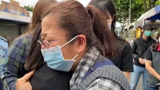 【飛官尋獲】潘穎諄失蹤27天終返家 母悲泣:他是我一輩子的驕傲