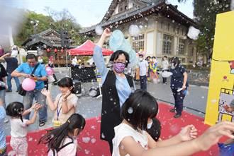 卦山3號市集 月月有主題以市集遊樂園發想出發