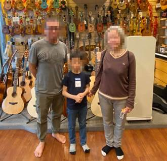 偷彈吉他男童找到了 樂器行發文曝結局 網淚:完美又溫馨