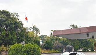 不再顧慮中國 日本代表官邸升國旗