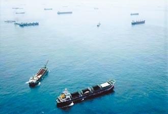 大陸軍艦侵台灣淺堆 海軍全程掌握