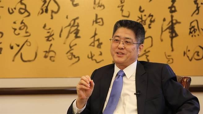 中國外交部副部長樂玉成。(新華社)