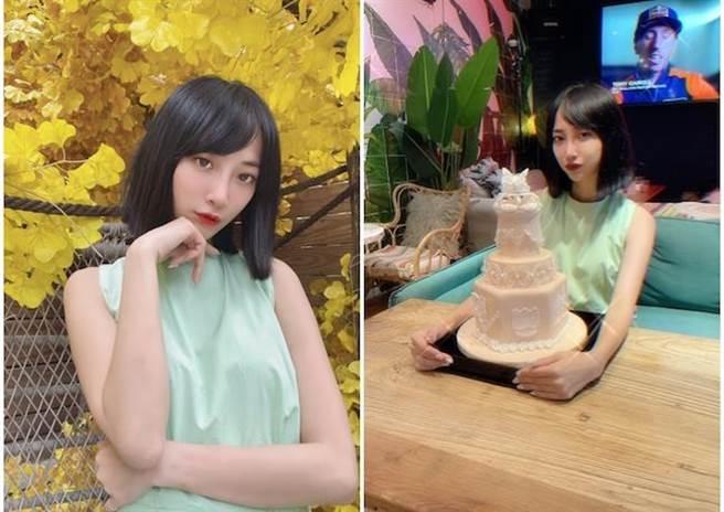 学习翻糖蛋糕是黎晏孜自我疗癒的方式。(经纪公司提供)