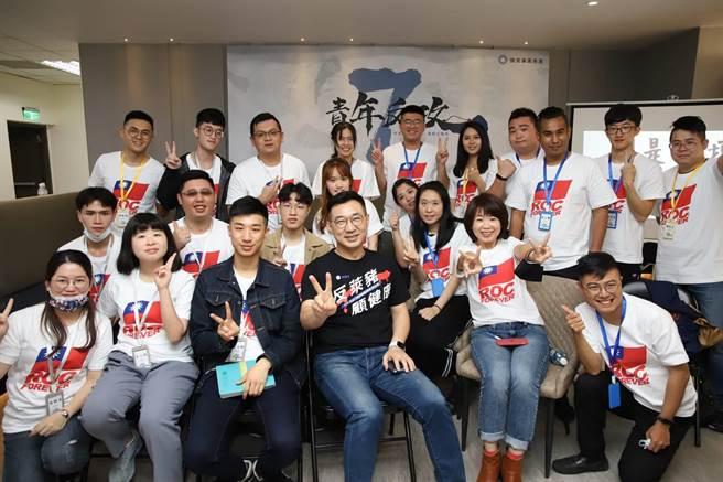 國民黨青年部與婦女部在今(18)日舉辦新住民青年願景論壇。(國民黨提供)