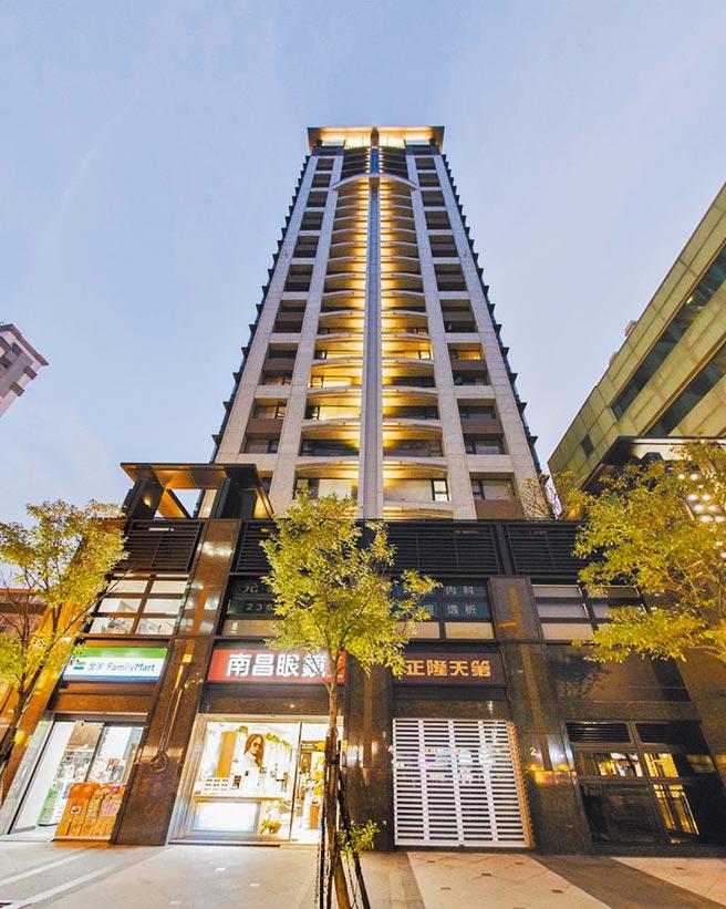 國產署將標售豪宅「正隆天第」6戶,底價調降幅度近7%,幾乎打了93折。(圖/國產署官網)