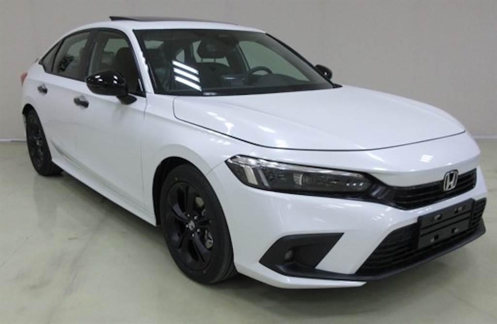 Honda Civic 第 11 代首張官圖出爐!4/28 公佈完整資訊