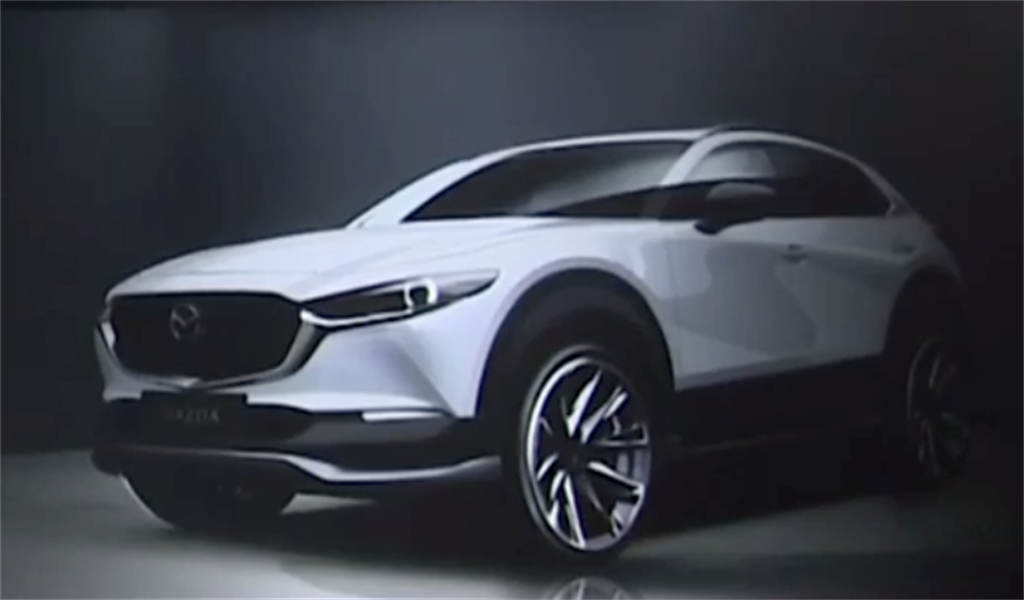 2021 上海車展:為大陸市場而生!Mazda CX-30 EV Concept 純電 SUV 全球首度亮相