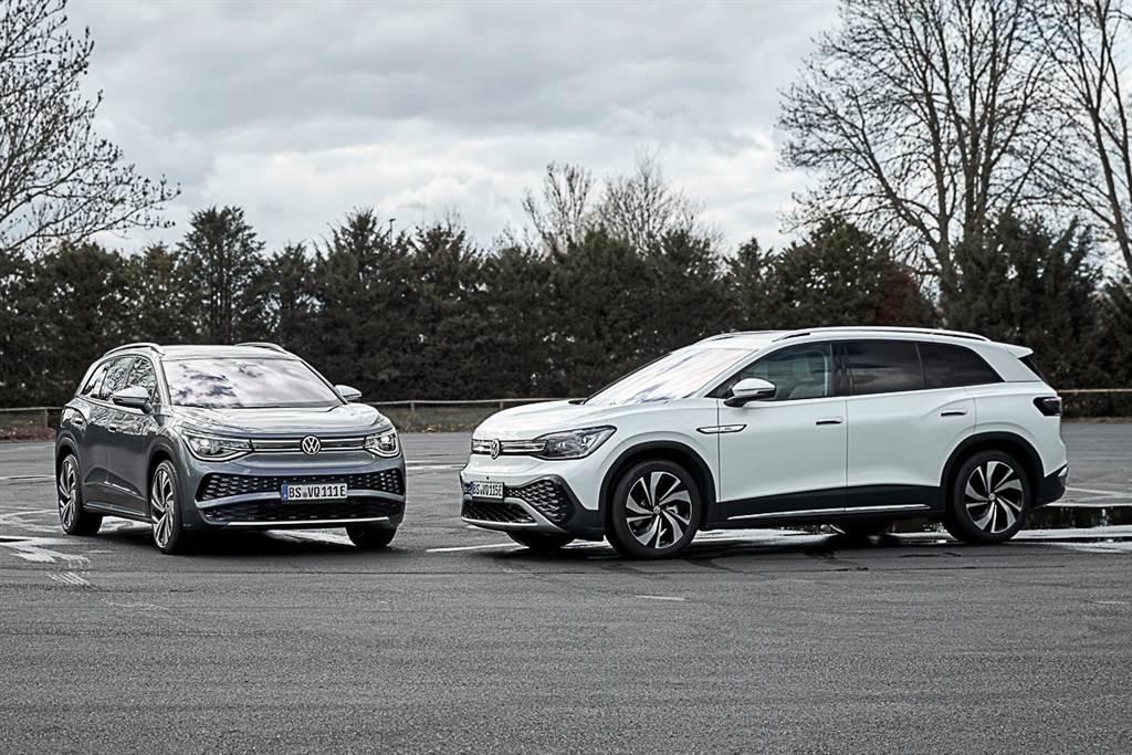 2021上海車展:滿滿中國味的純電新作 Volkswagen發表ID.6 X / ID.6 CROZZ七座休旅