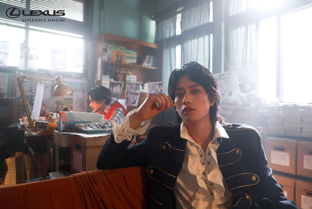 LEXUS MY FILM領路影片由人氣導演殷振豪執導,示範活動主題「我的Amazing我主張」。
