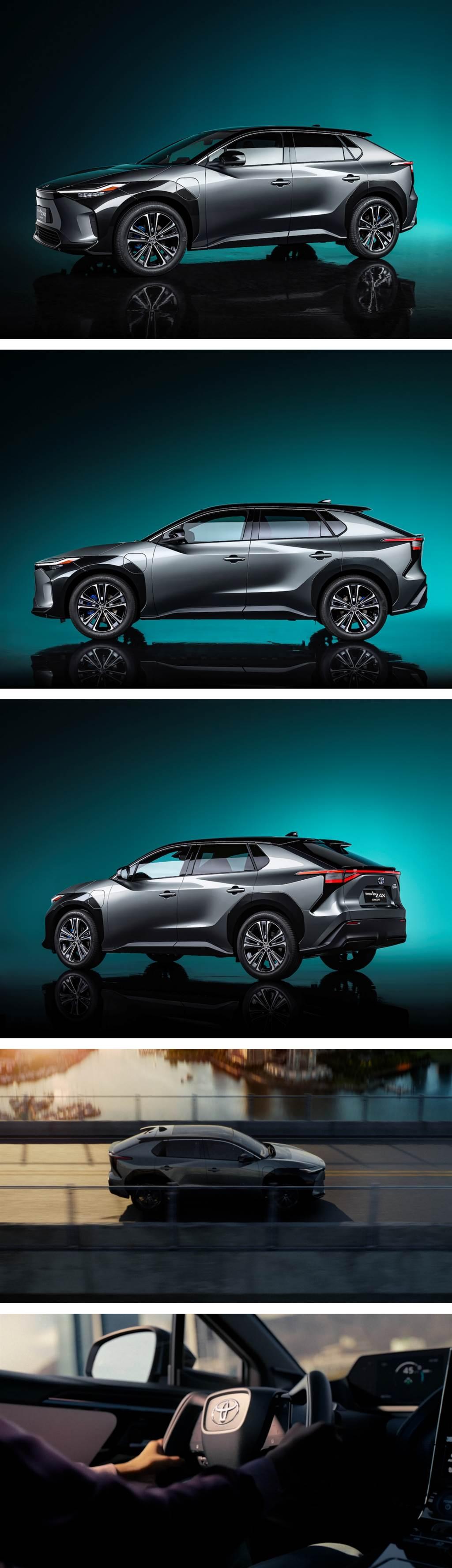 2021 上海車展:Toyota 純電車專屬系列 bZ 首款概念車 bZ4X Concept 亮相!