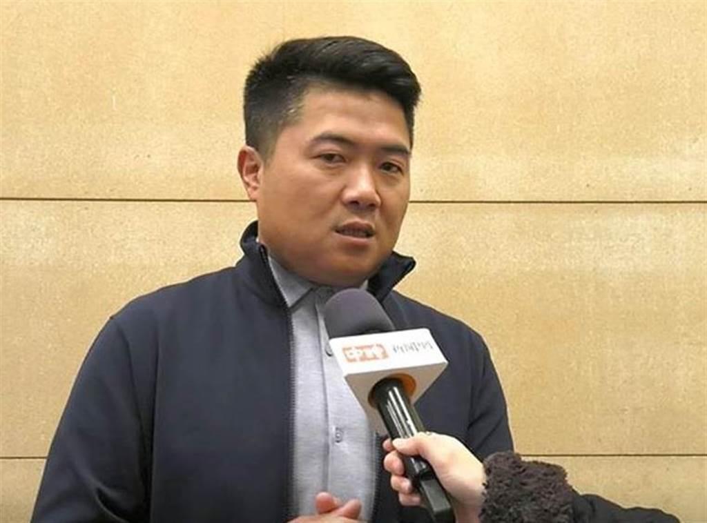 林佳龍請辭交通部長若回鍋選台中市長,前國民黨立委顏寬恒表達個人看法。(圖/本報資料照,范佐意攝)