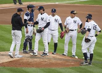 MLB》洋基王牌出陣仍遭橫掃 布魯斯宣布退休