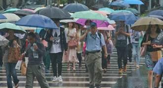 強颱無效改華南雲系救援 這2天全台有雨 解渴有望
