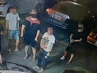 台南歸仁砍人案 欠百萬不還還當街砍債主 在逃3嫌投案