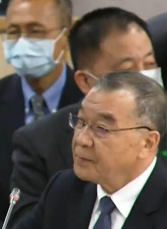 邱国正:美访问团谈台海周边与区域安全 没谈军购
