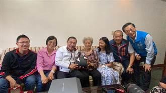 三重陳吳玉鳳榮獲模範母親 侯友宜感謝警眷對警察的支持