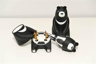 中鋼股東紀念品亮相 超萌黑熊工具組5/26開放兌換