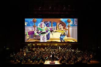 《玩具總動員》電影交響音樂會 5月首度登台