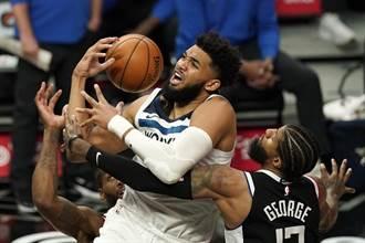 NBA》沒收功就罵髒話!唐斯輸球後爆粗回應