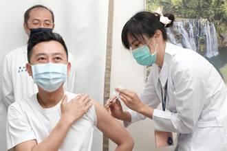竹北東元醫院自費接種AZ疫苗超過百人