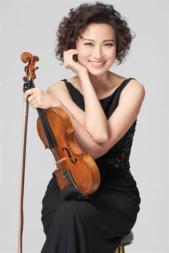 放下穩健樂團工作 旅歐小提琴家張景婷翻新自我