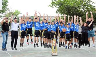 克服先天劣勢 屏東市仁愛國小籃球全國季軍
