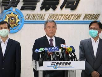 警署專案檢肅非法槍枝128枝 緝獲不法分子106人